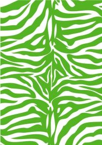 zebre_vert_adhesif