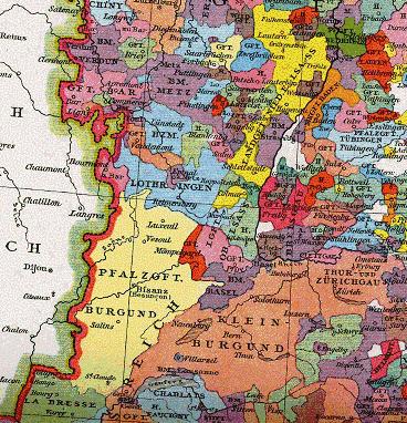 Herzogtum_Lothringen_1250