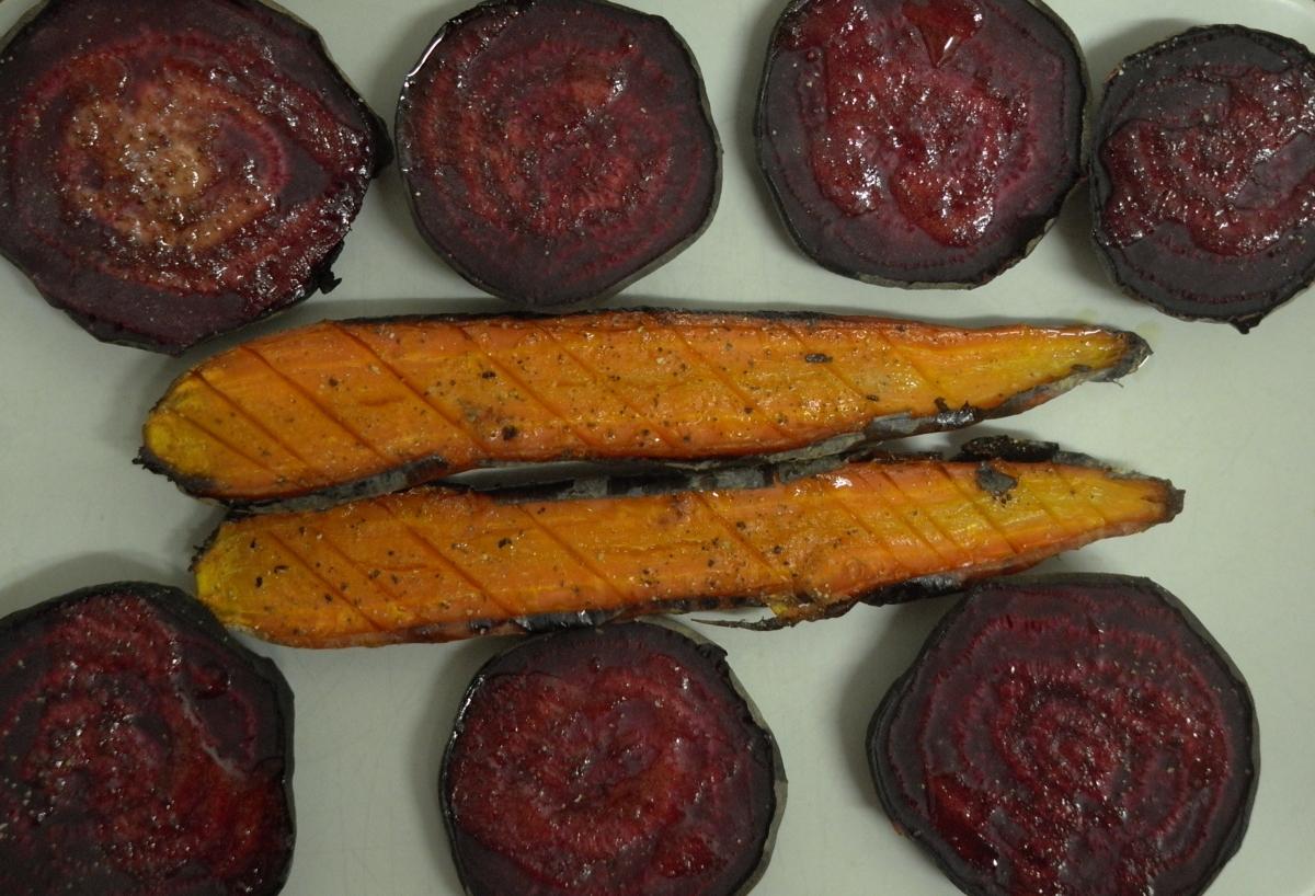 Betterave enti re r tie au poivre carotte enti re r tie for Cuisine entiere